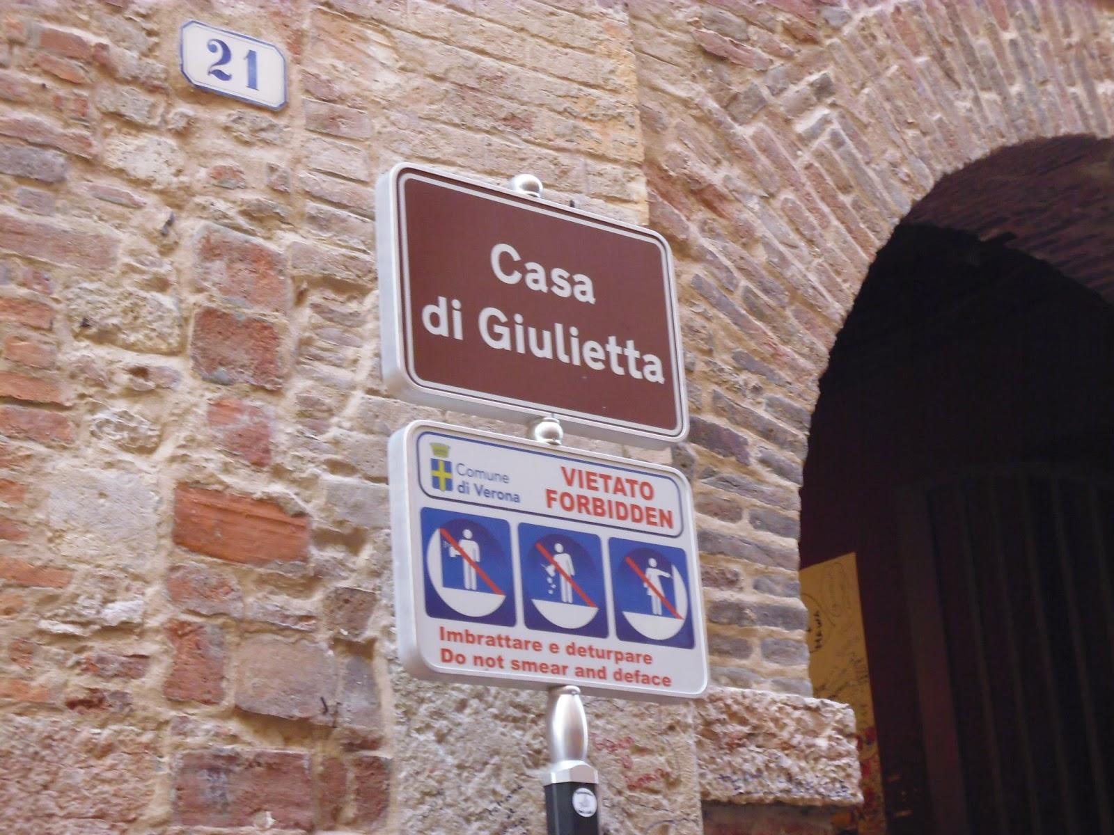 Verona Italia  Ciudad de Verona.