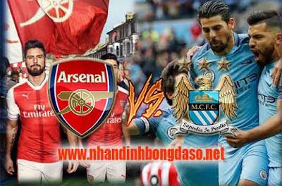 Nhận định bóng đá Arsenal vs Manchester City, 22h00 ngày 02/04