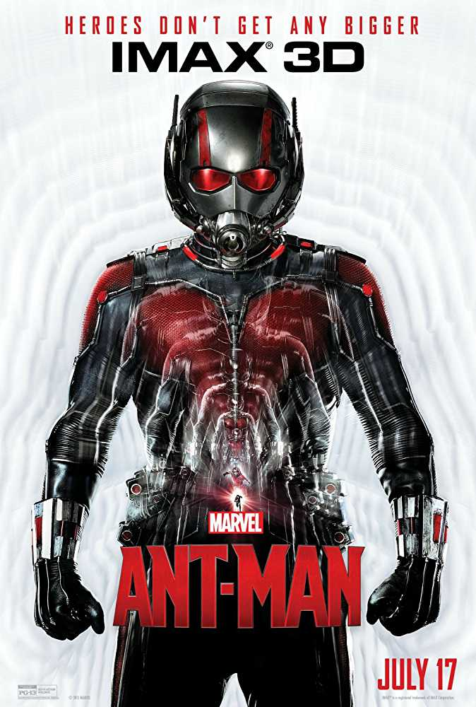 Ant-Man 2015 BRRip 720p Dual Audio In Hindi English ESub