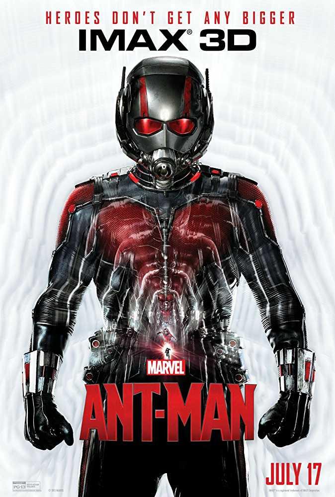 Ant-Man 2015 BRRip 720p Dual Audio In Hindi English ESub
