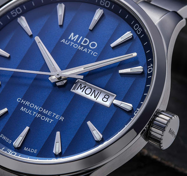 Mido Multifort Chronometer1