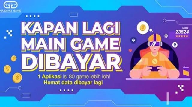 Aplikasi Game Penghasil Saldo Dana Tercepat 2021