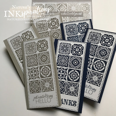 Weekly Digest - Week Ending May 1, 2021 | Nature's INKspirationa by Angie McKenzie for Crafty Collaborations Share it Sunday Blog Hop; Click READ or VISIT to go to my blog for details! Featuring the retiring Today's Tiles Stamp Set and the carryover Ornate Thanks Stamp Set and Ornate Layers Dies by Stampin' Up!; #occasioncards #thankyoucards #minislimlinecards #stamping #shareitsunday #shareitsundaybloghop #todaystilesstampset #20202021annualcatalog #ornatethanksstampset #ornatelayersdies #simplestamping #stamparatus #multiplecardsmadeeasy #naturesinkspirations #makingotherssmileonecreationatatime #cardtechniques #stampinup #stampinupink #handmadecards