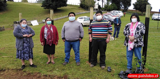 Dirigentes Mapuches