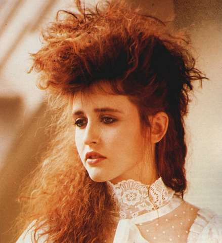 Awe Inspiring 80S Easy Hairstyles Hairstyle Inspiration Daily Dogsangcom
