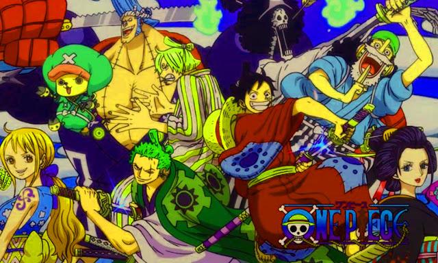 Manga Terpopuler 2021 One Peace
