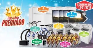 Promoção Supermercado Central Guidolin 2017 Fim de Ano Premiado