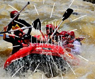 Rafting Sungai Cianten Bogor