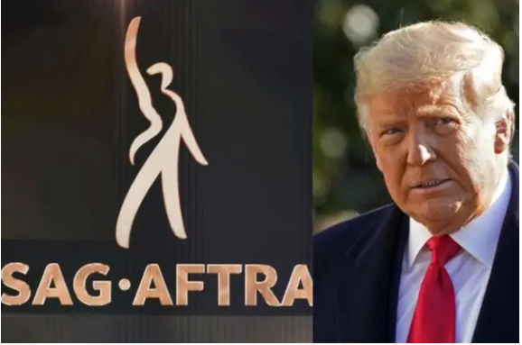 """""""You have done nothing for me""""- Donald Trump resigns from Screen Actors Guild"""