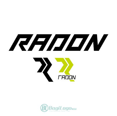 Radon Bikes Logo Vector