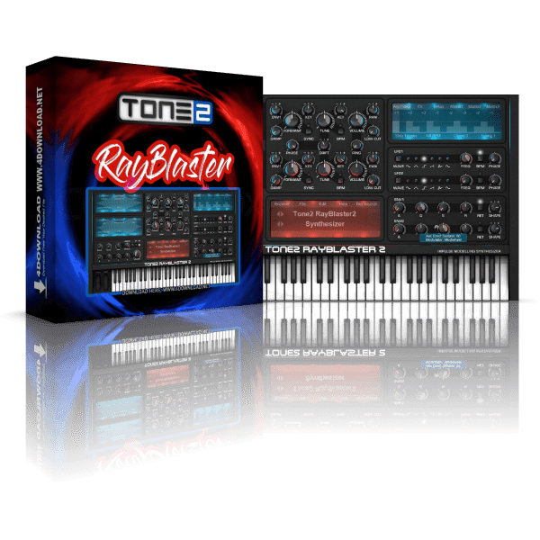 Tone2 RayBlaster v2.6.0 Full version