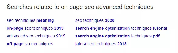 LSI keyword is very important for SEO.