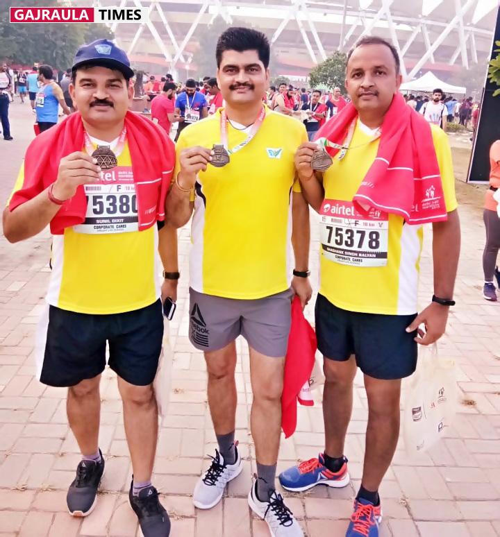 jubilat-marathon-team-gajraula