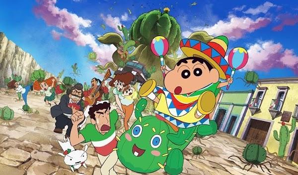 Crayon Shinchan Kaanta Laga Full Movie In Tamil (Uncensored)