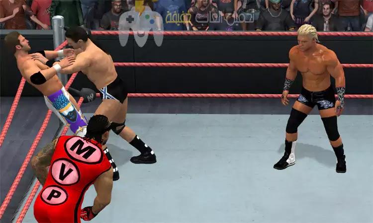 تحميل لعبة WWE Impact 2011 للكمبيوتر بحجم صغير