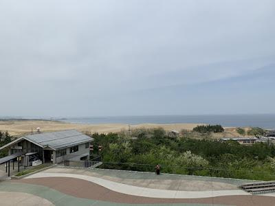 見晴らしの丘・展望テラスからの景色