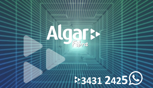 Algar Fibra.