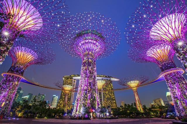 Tiket Gardens by The Bay Singapura