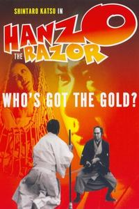 Poster Hanzo the Razor: Who's Got the Gold?