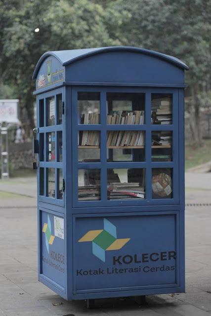 Mengenal Kolecer, Koleksi Literasi cerdas Ala Jawa Barat