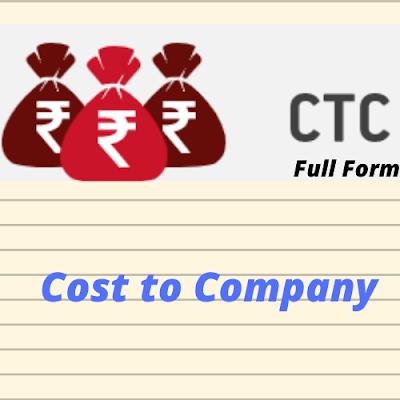 CTC Full Form