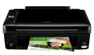 Printer Epson Stylus SX425W Driver Download