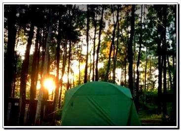 Camping di Puncak Becici