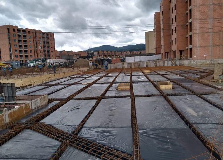 Fabrica de Casetones y bloques en icopor  en Fontibon Bogota