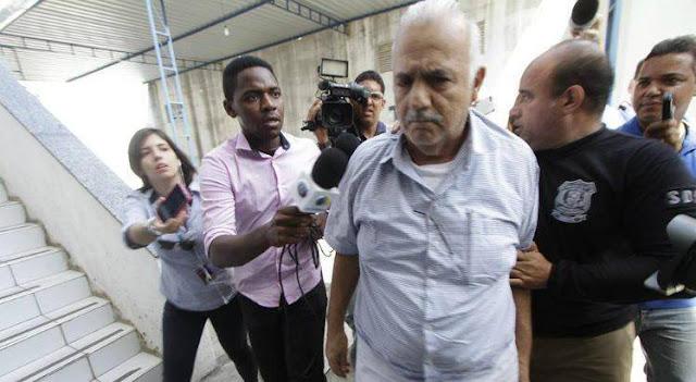 Prefeito de Ribeirão, Romeu Jacobina, é preso pela Polícia Cívil