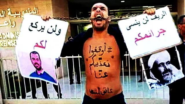 الحكم على الناشط الحقوقي نور الدين العواج بالسجن سنتين وغرامة مالية