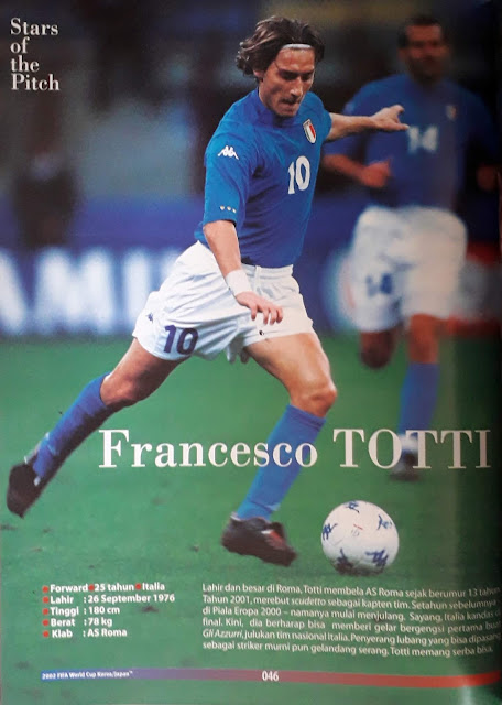 FRANCESCO TOTTI (ITALIA)