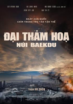 Xem Phim Đại Thảm Họa Núi Baekdu - Ashfall