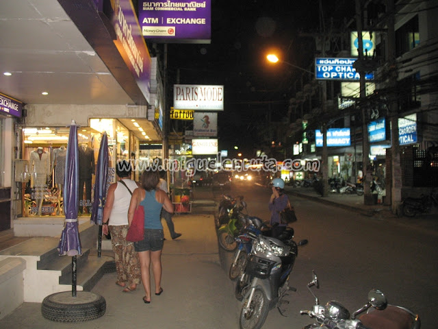 Streets Chaweng