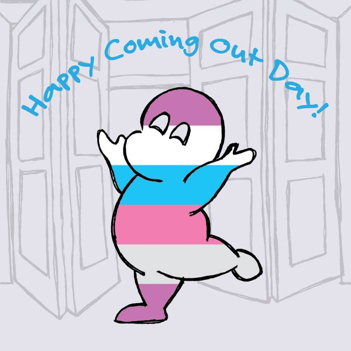 National Coming Out Day Wishes Images