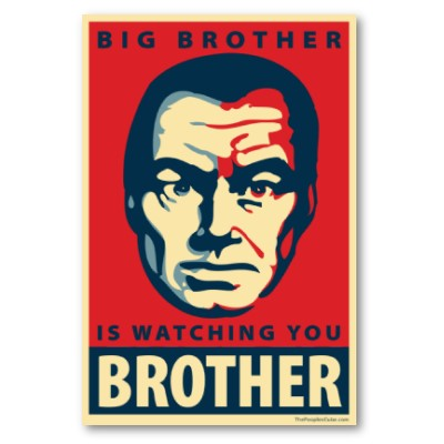 Big Brother Is Watching You: Is America Becoming Orwell's Nightmare?