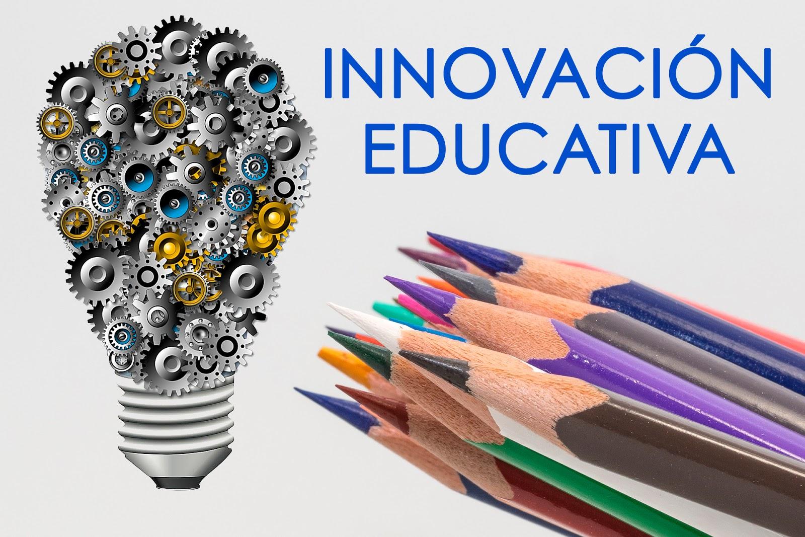 Resultado de imagen de innovación educativa
