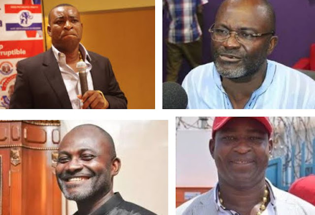 Delta Force attack: Arrest Agyapong, Wontumi – Group