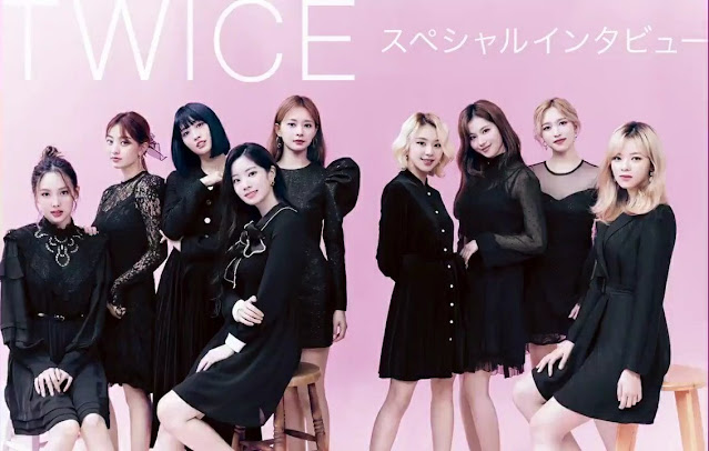 TWICE More Magazine Special Edition