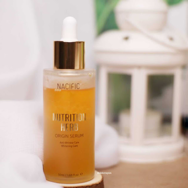 NACIFIC NUTRITION HERB ORIGINAL SERUM