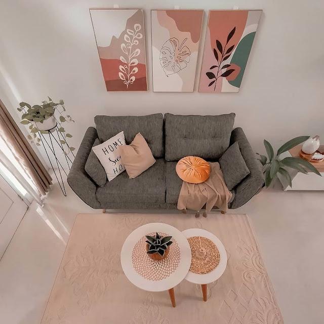 Model Sofa untuk Ruang Tamu Sederhana