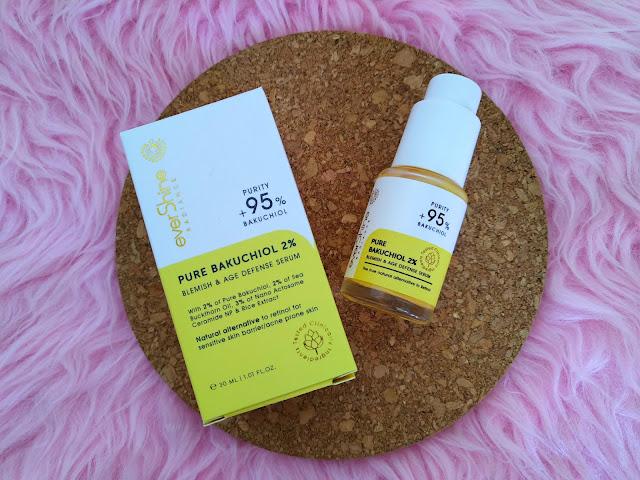 blemish and age defense serum