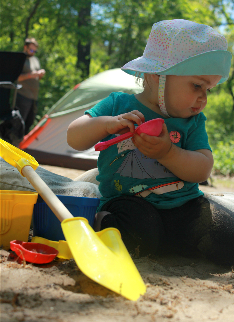 Benefits of Outdoor Play for Toddlers