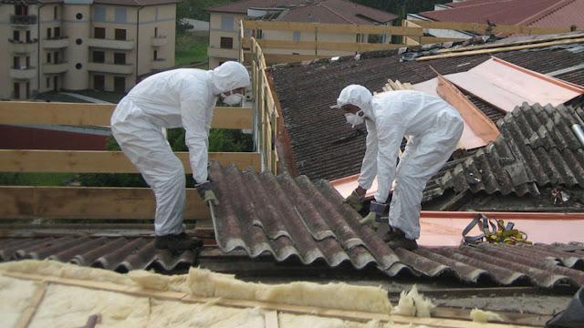 retirada de residuos de amianto Bilbao Martín Lorenzo
