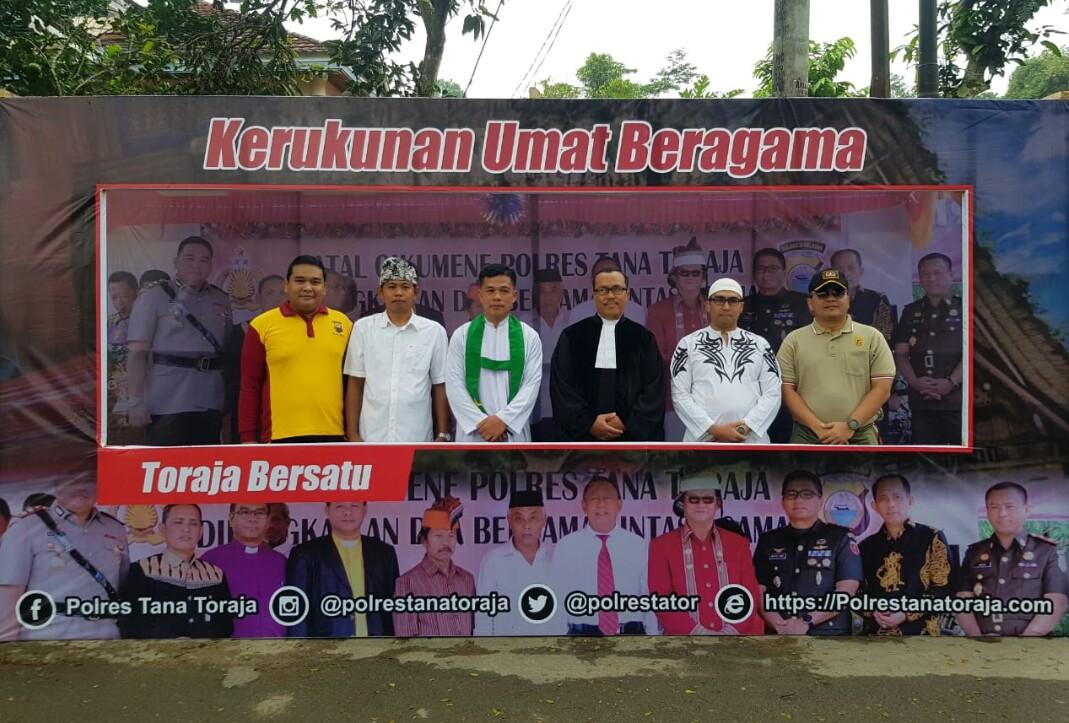 [VIDEO] Jalan Santai Polres Tana Toraja Peringati HUT ke-73 Bhayangkara 2019