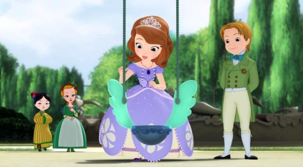 Have you tried the enchanted swing set?