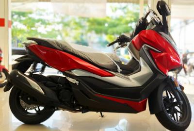 Matik Honda Forza 300 CC Premium Tahun 2020 Harganya Tepok Jidat