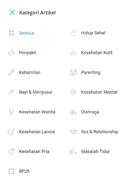 Aplikasi SehatQ