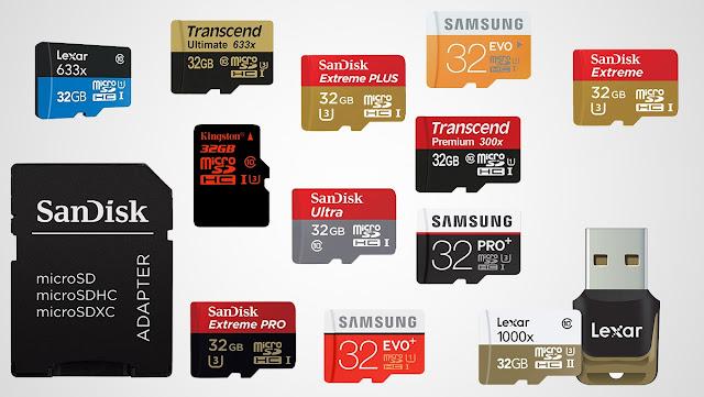 Kelebihan Menggunakan Memory Card