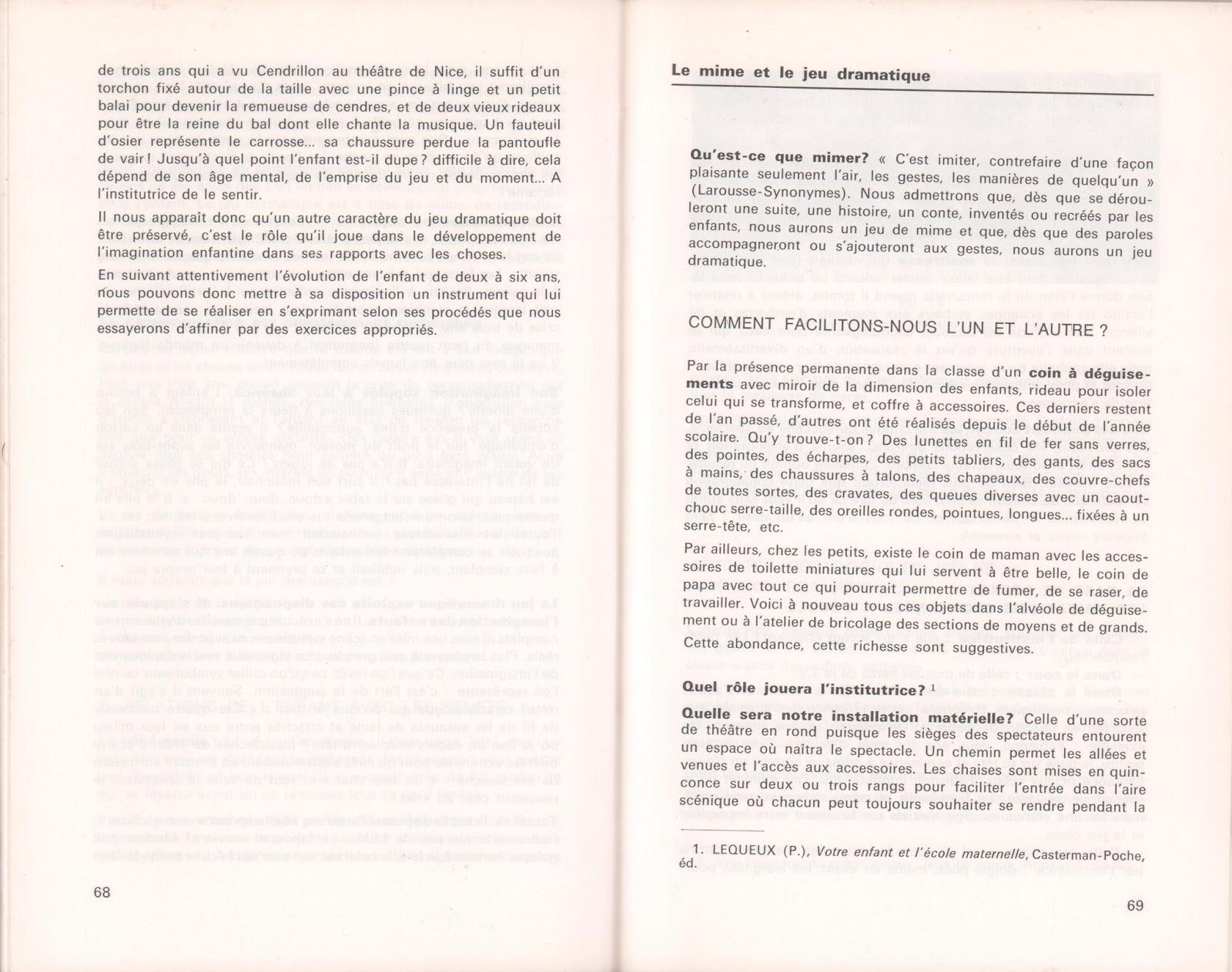 Ecole References Lequeux L Enfant Createur De Spectacle Jeux D
