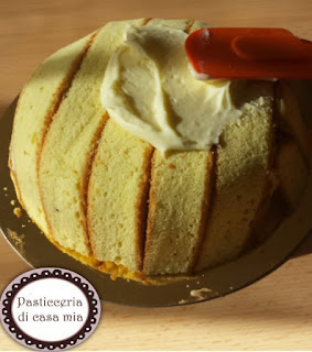 zuccotto di torta minosa ricetta di pasticceria di casa mia